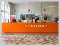 Stayokay Amsterdam Zeeburg Reception