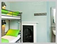 YHA Stratford Bedroom