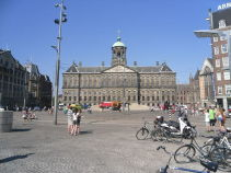 Dam Square - Science school trips to Amsterdam