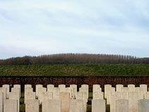 Bourlon Wood-from Anneux-Cemetery