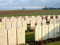 Cambrai German Graves