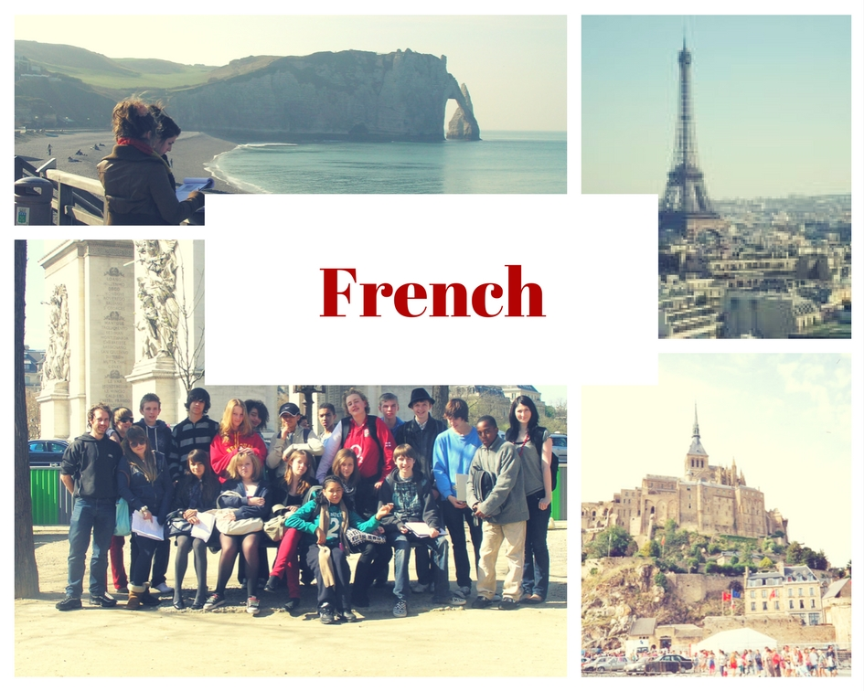 French language trips