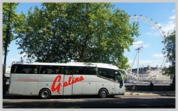 Coach London Eye