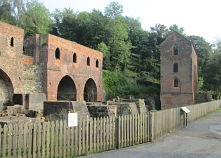 blists hill furnaces opt