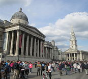 National Gallery and St Martins in the Fields opt