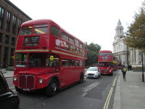 London-Buses-Geography-school-trips-London
