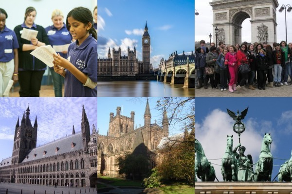 School trips International Schools