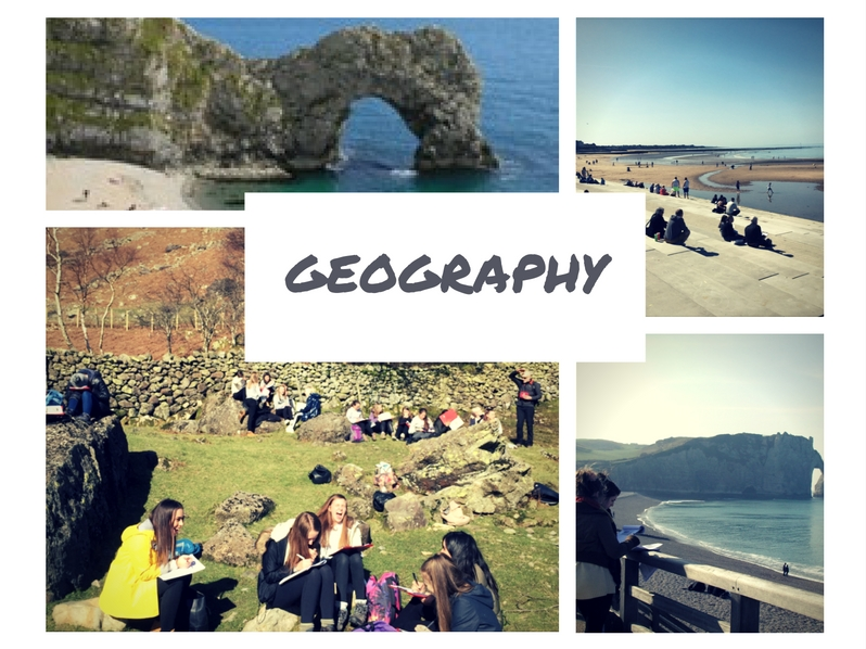 geography school trips