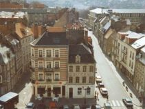 Boulogne from the Belfry