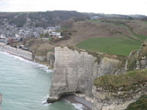 Etretat-Cliffs-Geography-School-Trips