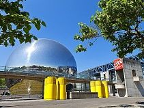 La Villette - Paris Science school trips