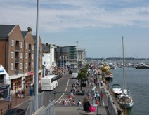 Poole-Quayside-Geography-trips-Dorset