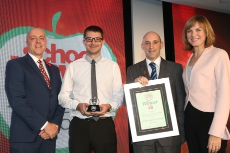 School travel awards winner