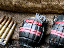 Grenades and Bullet Clip