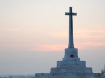 Tyne Cot At the going down of the sun
