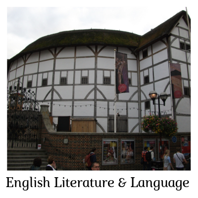English literature & language