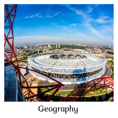 geography school trips london
