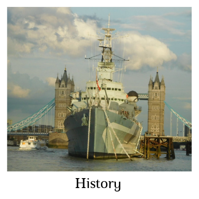 History school trips to London