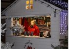 Tourist Office at Christmas