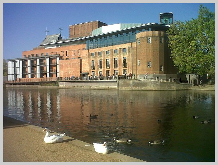 The Royal Shakespeare Theatre