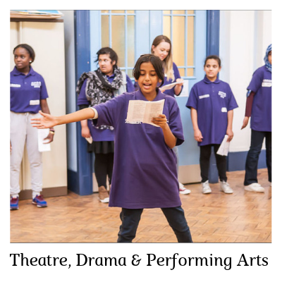 theatre drama performing arts london