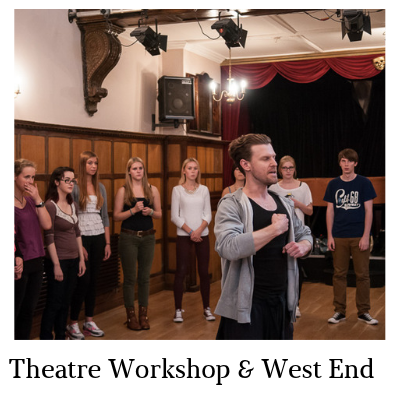 theatre workshop west end