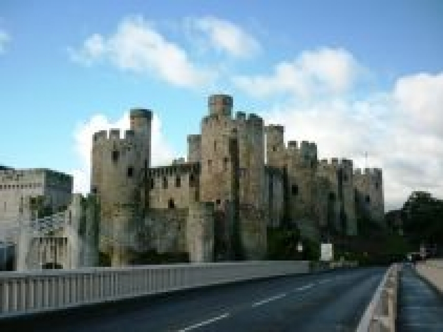 Castles of Edward I (North Wales: 1, 2 or 3 Days)
