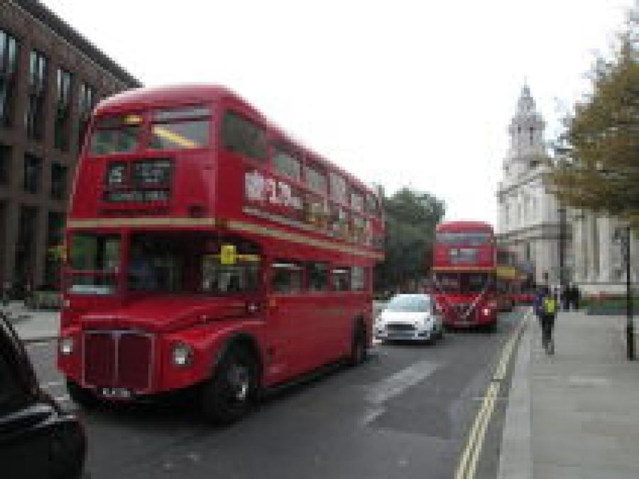 London: 'A Glimpse of the Future: Kings Cross'