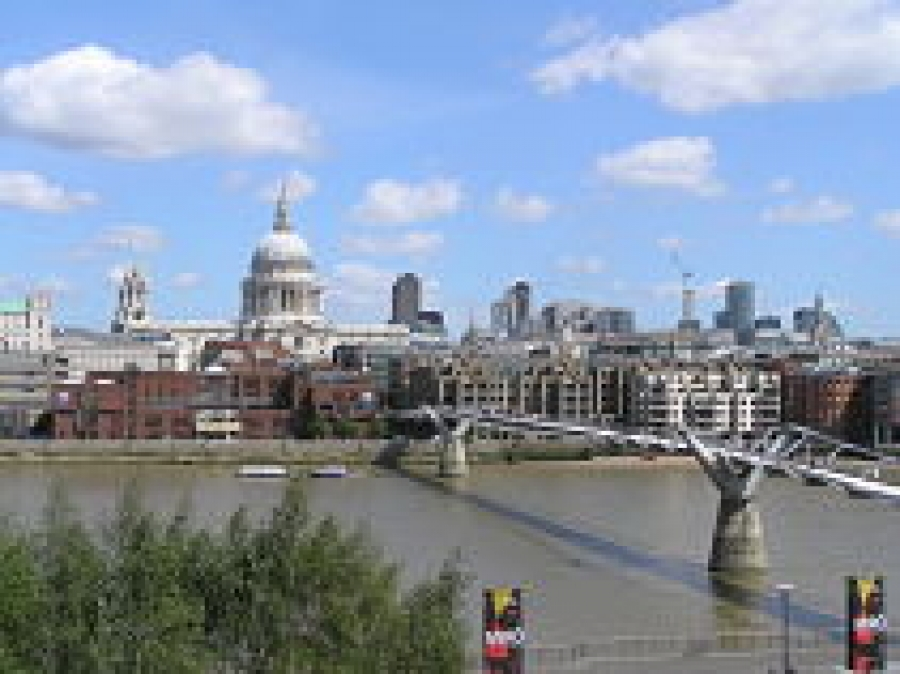 London: 'Visions of the Past'