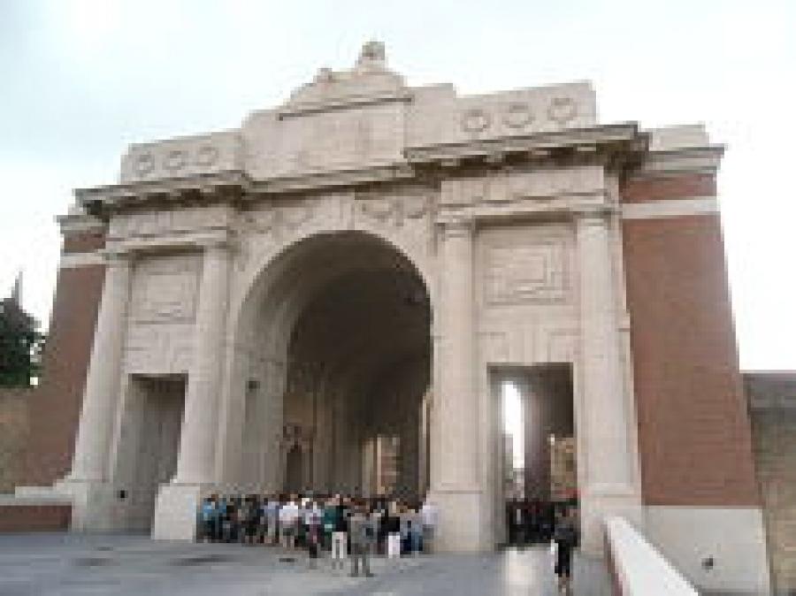 Ypres, Messines & Passchendaele (3 Days)
