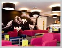 YHA Liverpool Lounge