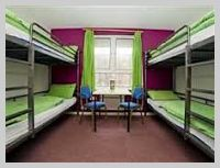 YHA Liverpool Typical Bedroom