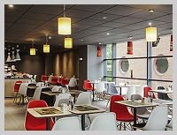Ibis London Wembley Dining Room