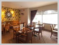 Premier Inn London Wembley Dining Room