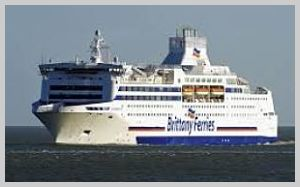 Brittany Ferries Normandie
