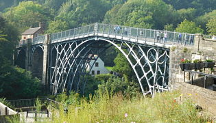 iron bridge opt