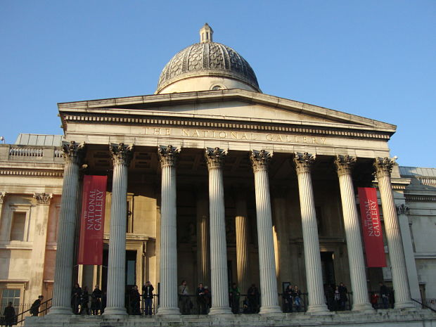 National Gallery London Art Tours school groups