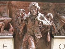 Battle of Britain Memorial Detail
