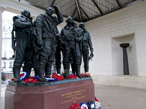 bomber command memorial opt