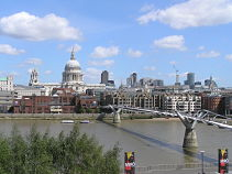 St Pauls and London