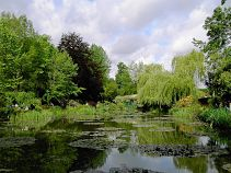 lily pond giverny