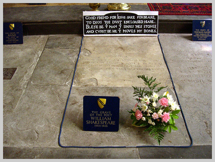 Shakespeares Grave