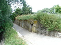 Essex Farm Dug Outs